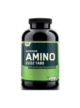 AMINO 2222 - 160 TABS. ON