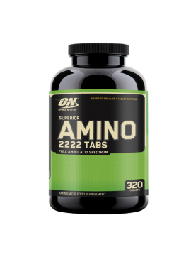 AMINO 2222 - 320 TABS. ON