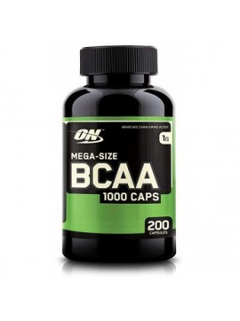 BCAA 1000 - 200 CAPS. ON