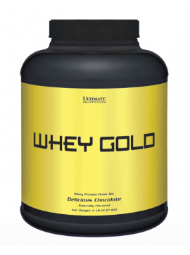 WHEY GOLD 5 LB , UL