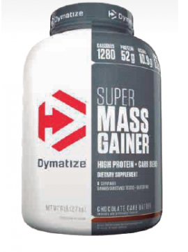 SUPER MASS GAINER 6 LB, DM