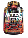 NITRO TECH 100% WHEY GOLD 5.5LB, MTECH