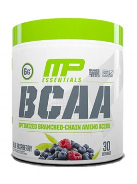 BCAA ESSENTIALS 30 SERV FRUIT PUNCH, MP